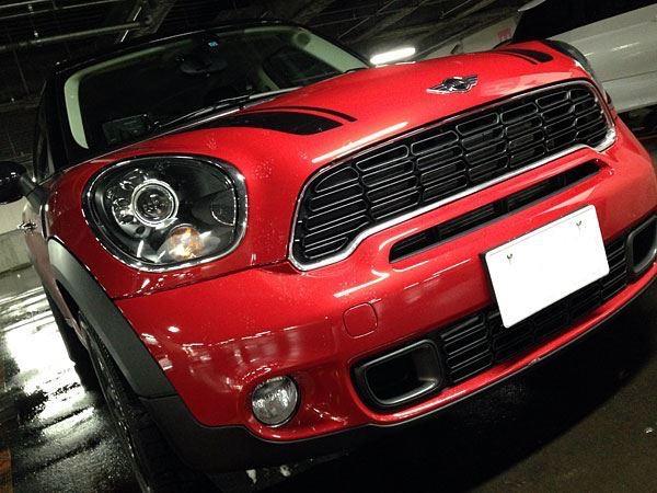 MINI Crossover R60